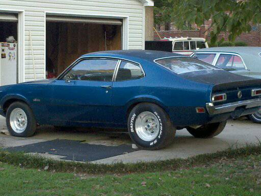 1970 ford maverick 2 door for sale in decatur alabama. Black Bedroom Furniture Sets. Home Design Ideas