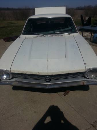 1970 Ford Maverick 2 Door For Sale In Indianapolis Indiana