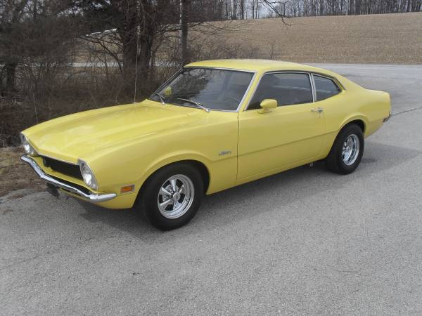 1971 ford maverick 2 door for sale in baltimore maryland for Exclusive motor cars baltimore md 21215