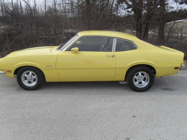 1971 Ford Maverick 2 Door For Sale In Baltimore, Maryland