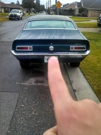 1971 Ford Maverick Grabber For Sale in New Orleans, Louisiana