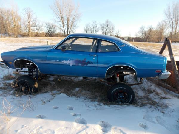 City Of Kalispell >> 1972 Ford Maverick 2 Door For Sale in Darwin, Minnesota