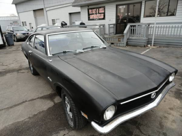 1972 Ford Maverick 2 Door For Sale in Indianapolis, Indiana