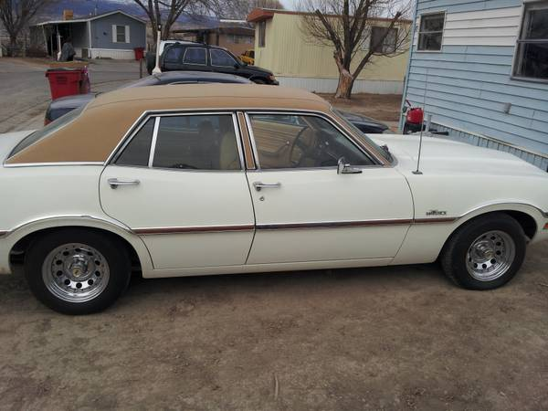 1972 Ford Maverick 4 Door For Sale in Western Slope, Colorado