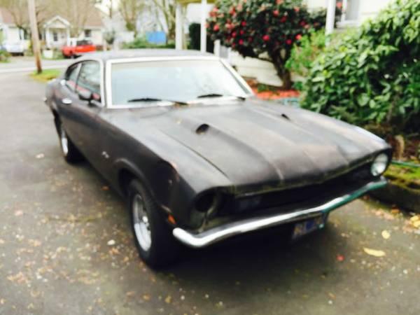 1973 Ford Maverick Grabber For Sale in Portland, Oregon