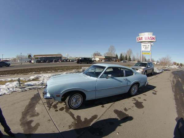 1974 Ford Maverick 2 Door For Sale in Montrose, Colorado