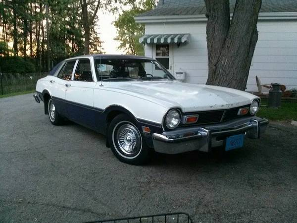 ford maverick for sale in wisconsin north american. Black Bedroom Furniture Sets. Home Design Ideas
