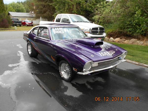 1971 Ford Maverick 2 Door For Sale in Post Falls, Idaho