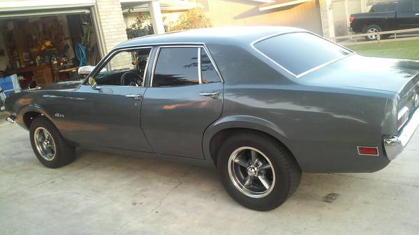1971 Ford Maverick 4 Door For Sale in Austin, Texas