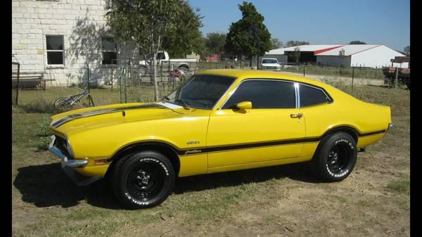 1971 Ford Maverick Grabber For Sale in Waco, Texas
