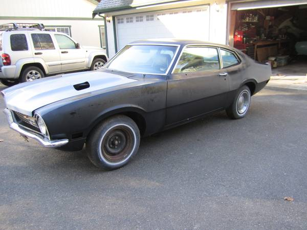 1972 Ford Maverick Grabber For Sale in Olympia, Washington