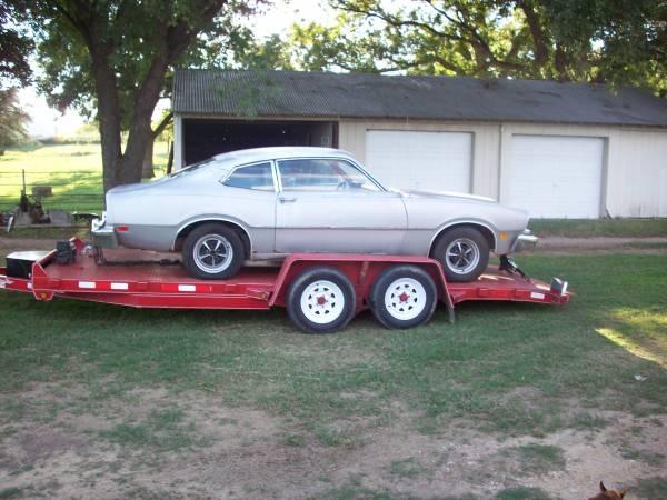 1977 Ford Maverick 2 Door Hatchback For Sale in Waco, Texas