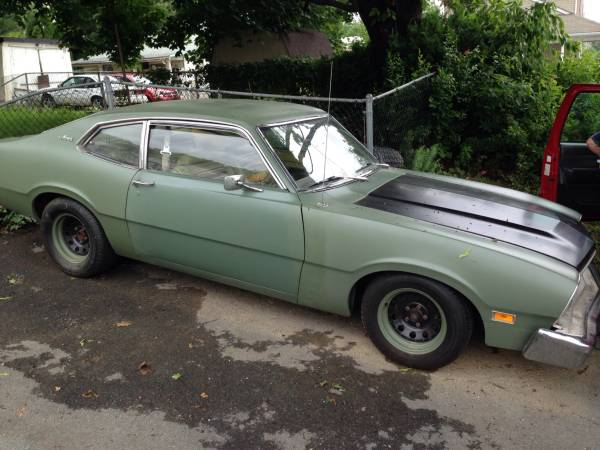 1975 Ford Maverick 2 Door Coupe For Sale In Lancaster Pennsylvania