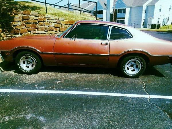 1976 Ford Maverick 2 Door For Sale In Tulsa Oklahoma