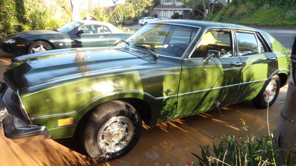 1973 Ford Maverick 4 Door For Sale In Inland Empire