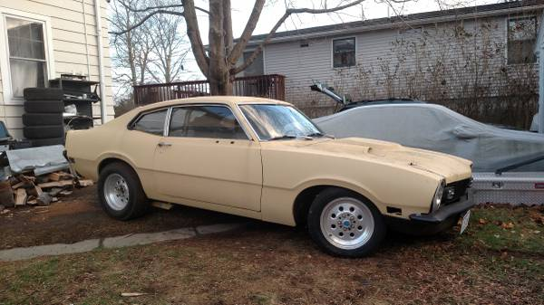Ford Maverick For Sale >> 1972 Ford Maverick Grabber For Sale In New London Connecticut
