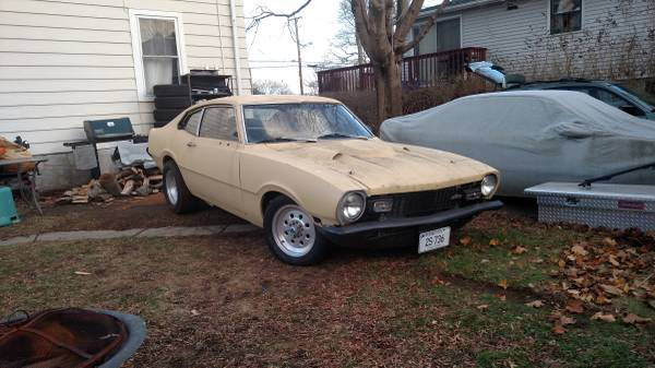 1972 Ford Maverick Grabber For Sale in New London, Connecticut