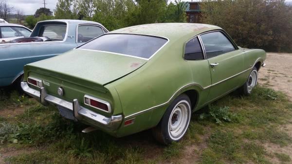 1971 Ford Maverick 2 Door For Sale in Anza, California