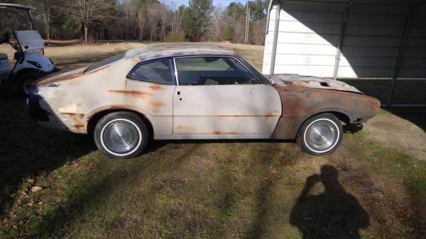 1971 Ford Maverick 2 Door For Sale in Birmingham, Alabama