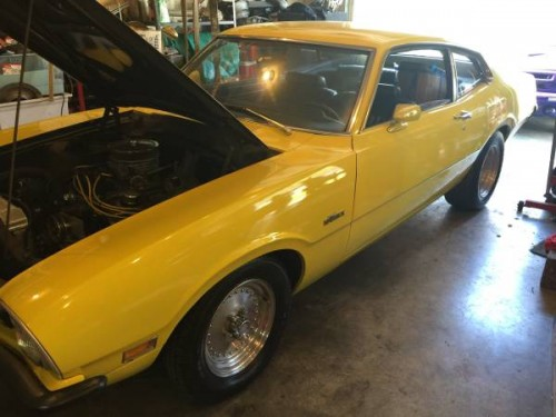 1972 Ford Maverick 2DR Coupe For Sale in Lynchburg, Virginia