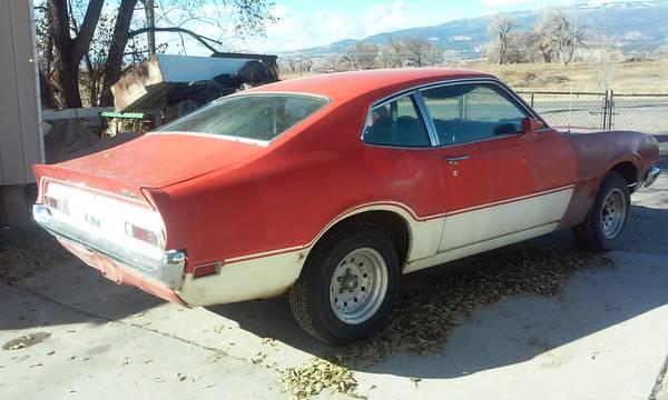 1973 Ford Maverick Grabber For Sale in Delta, Colorado