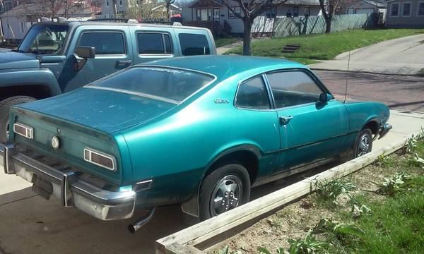 1974 Ford Maverick Grabber For Sale In Akron Ohio