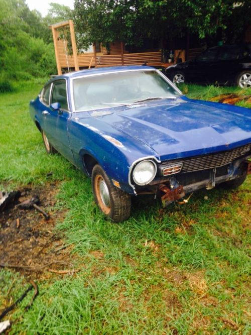 1973 Ford Maverick 2DR Coupe For Sale in Monroe, Louisiana