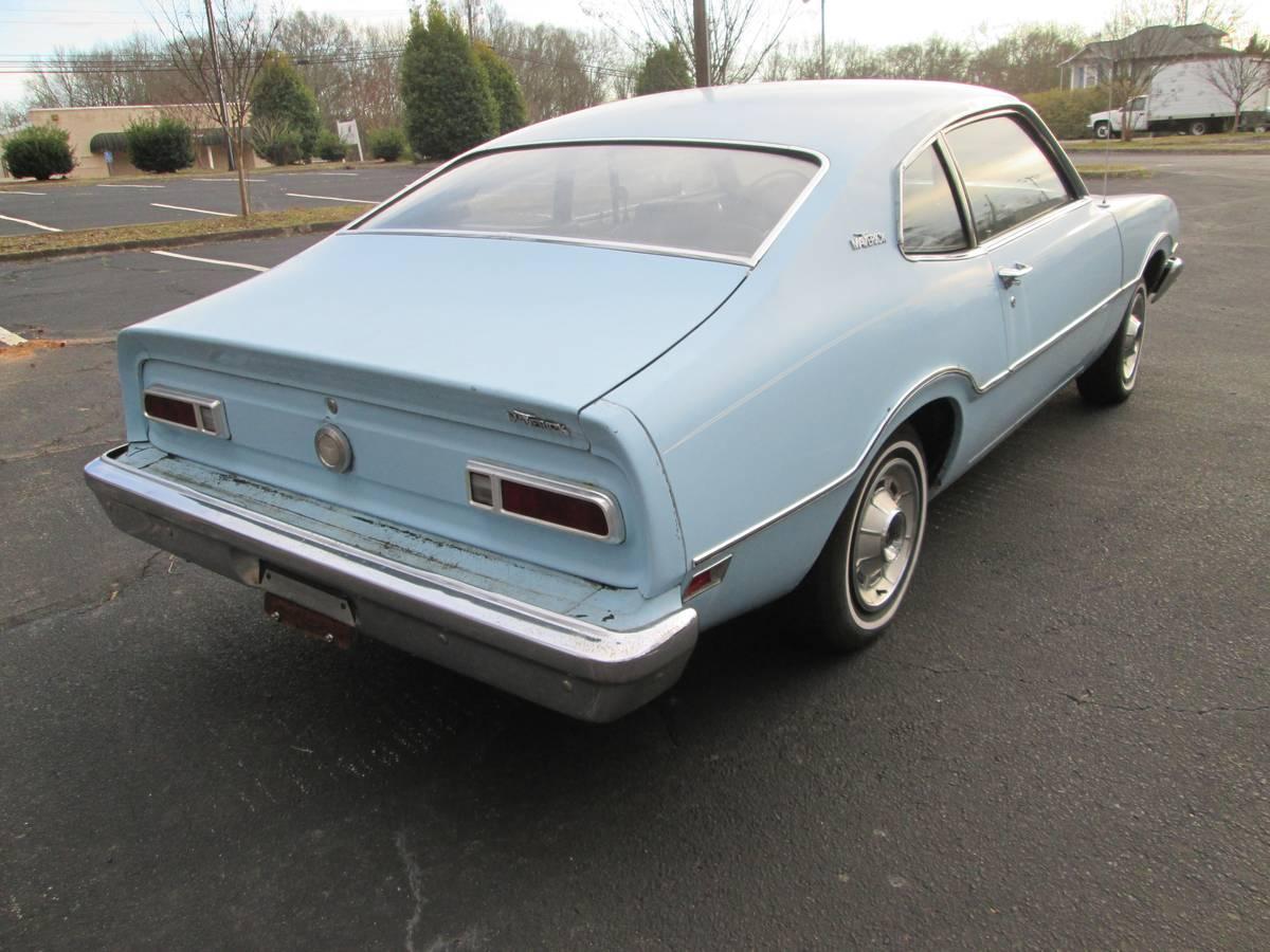 1974 Ford Maverick Two Door Sedan For Sale in Simpsonville, SC
