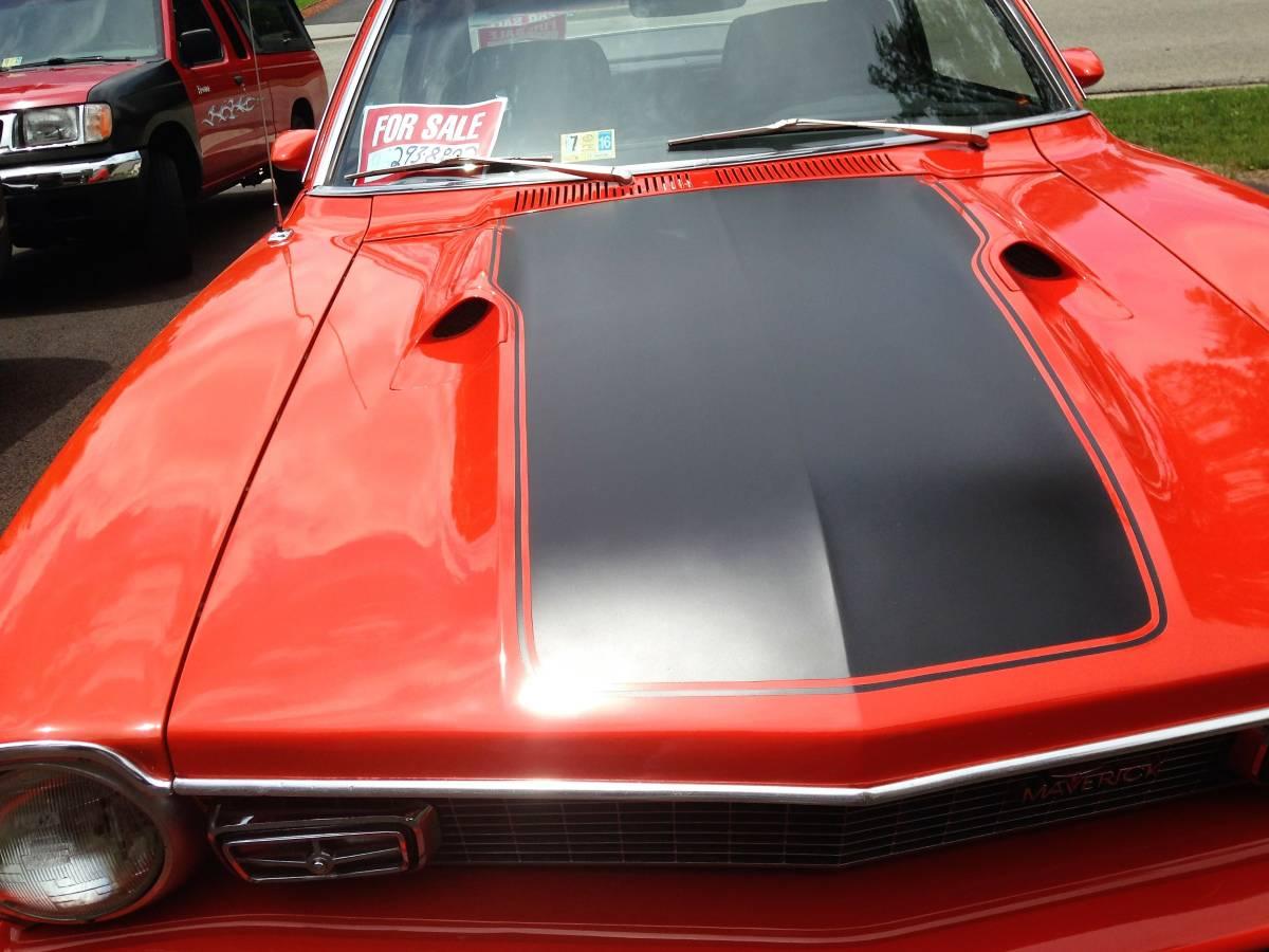 1970 Ford Maverick Grabber For Sale In Harrisonburg, Virginia