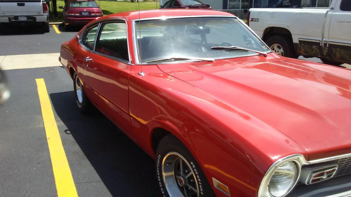 1973 Ford Maverick Two Door For Sale in Fayetteville, Arkansas