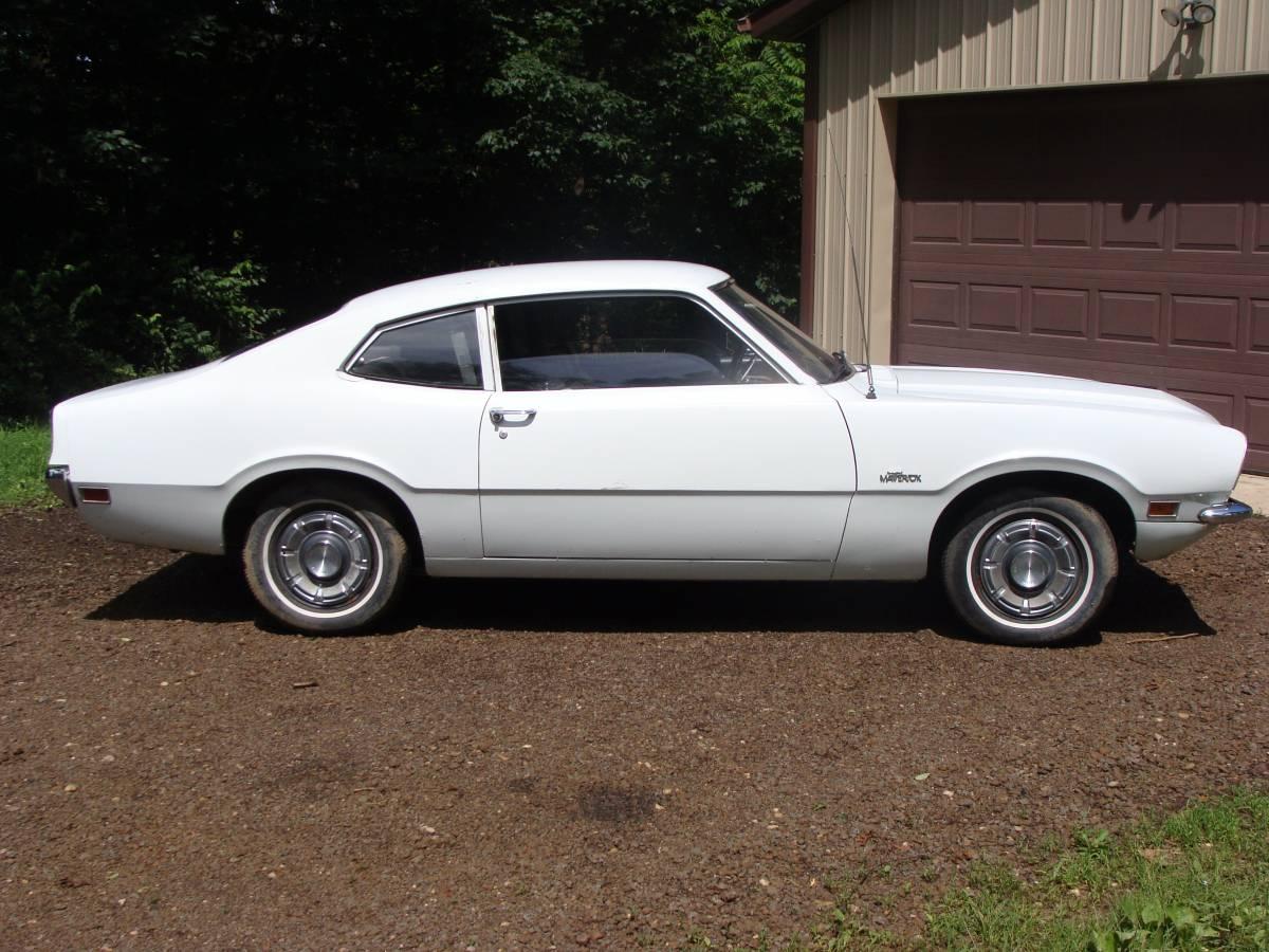 1970 Ford Maverick Two Door Sedan For Sale in Three Rivers ...