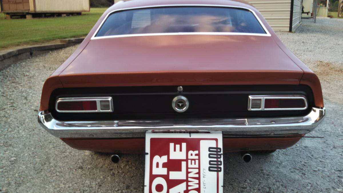 1970 Ford Maverick Two Door For Sale in Salisbury, North ...