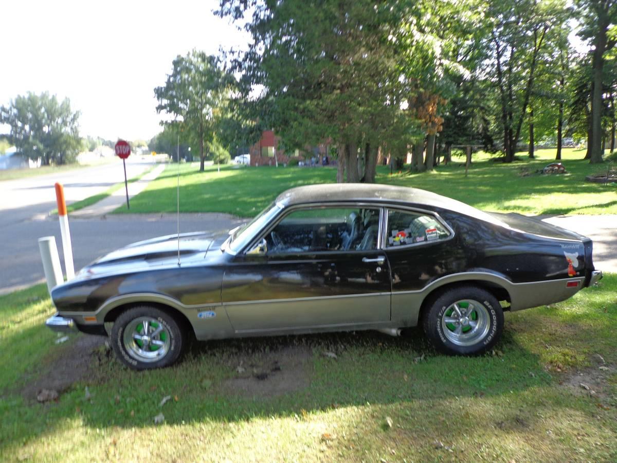 1973 Ford Maverick Grabber For Sale in Brainerd, Minnesota