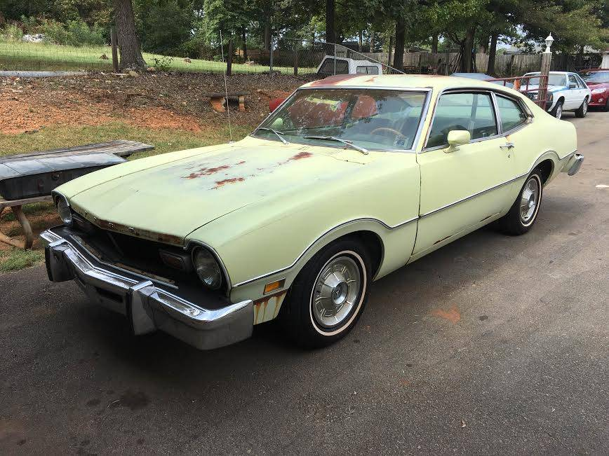 1976 Ford Maverick Two Door For Sale in Mount Holly, North ...