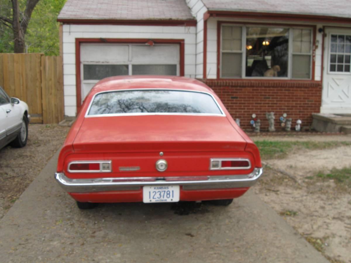 1971 Ford Maverick 2 Door For Sale in Salina, Kansas