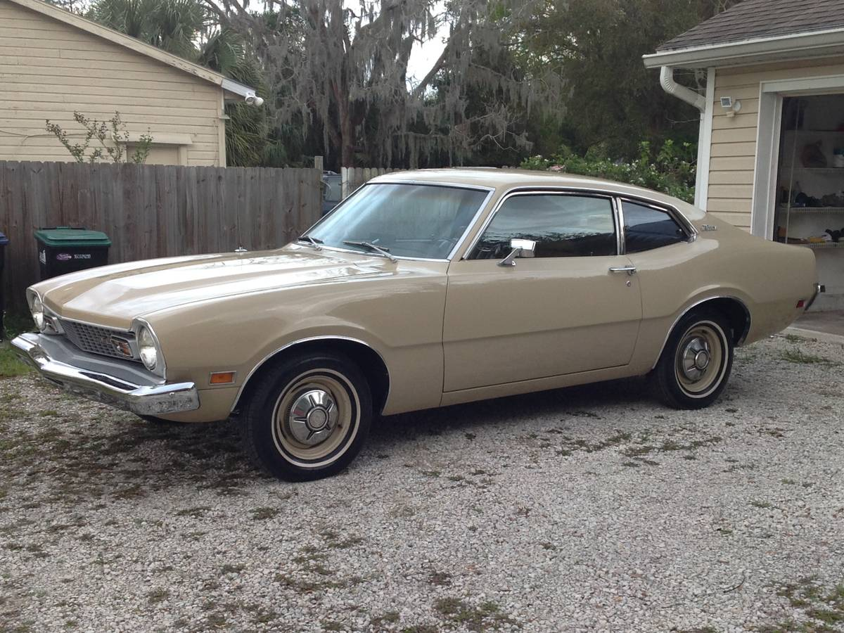 1973 Ford Maverick Two Door For Sale in Orlando, Florida