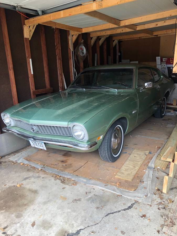 1971 Ford Maverick Two Door For Sale in Des Moines, Iowa