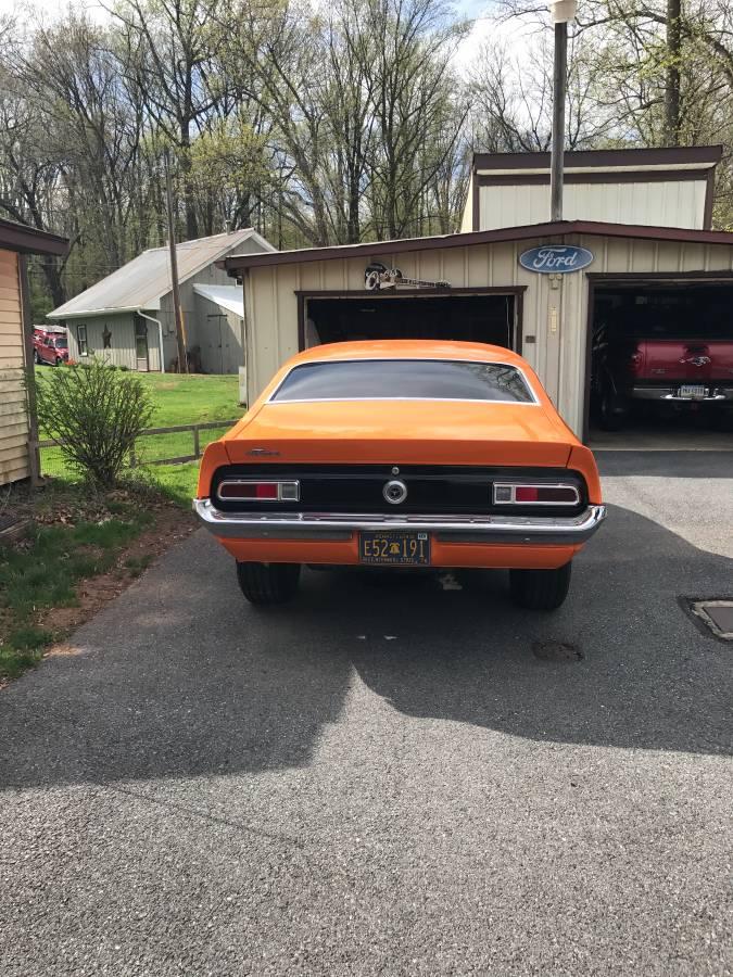 1974 Ford Maverick Two Door For Sale in Denver, Pennsylvania