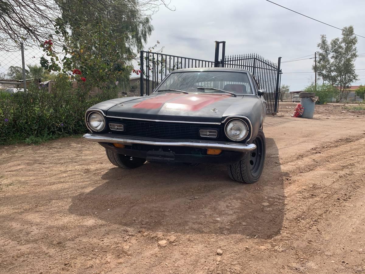 1971 Ford Maverick Two Door For Sale in Mesa, Arizona