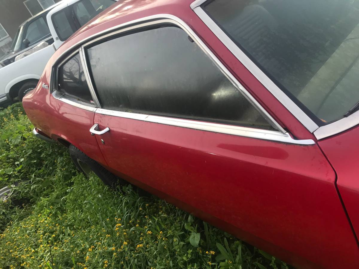 1974 Ford Maverick Two Door For Sale in Fresno, California