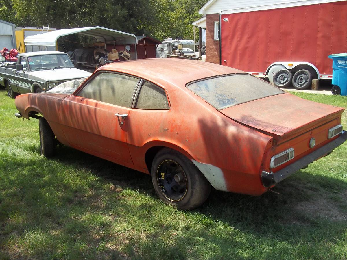 1971 Ford Maverick 2 Door For Sale in Salisbury, North ...