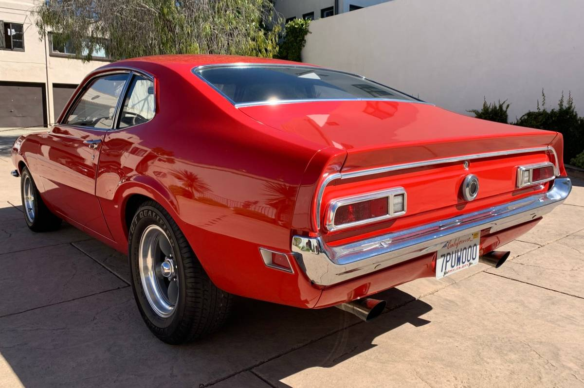 1973 Ford Maverick Two Door For Sale in Santa Barbara ...
