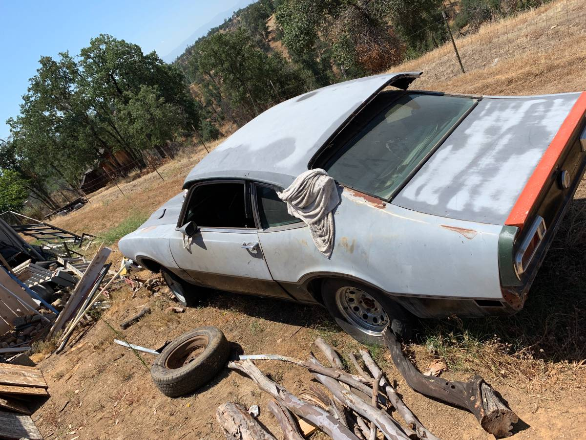 1973 Ford Maverick Two Door Project For Sale in Beaverton ...