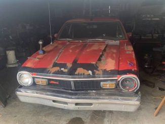 1974 plymouth in