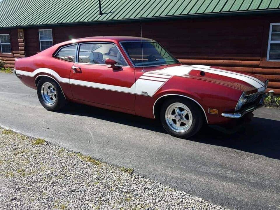 1970 Ford Maverick 2 Door For Sale in Holly Hill, Florida