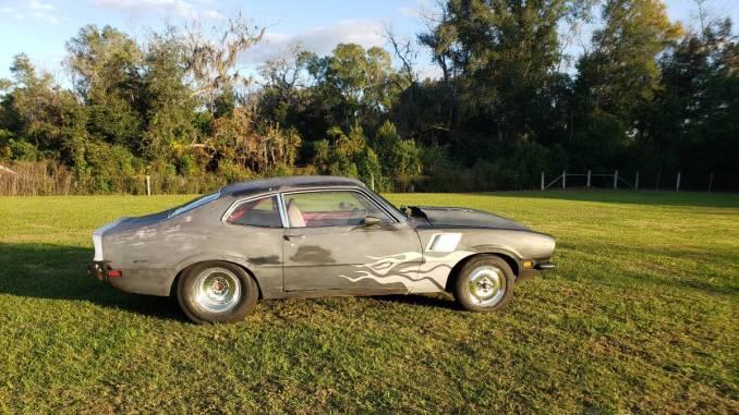 1973 Ford Maverick 2 Door 4spd For Sale in Lake City, Florida