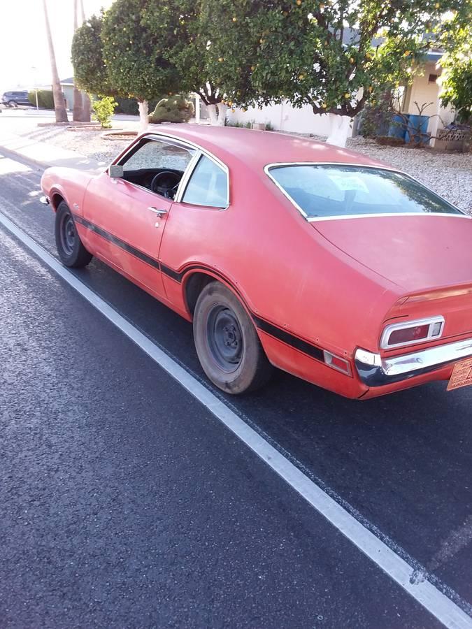 1972 Ford Maverick Grabber For Sale in Phoenix, Arizona