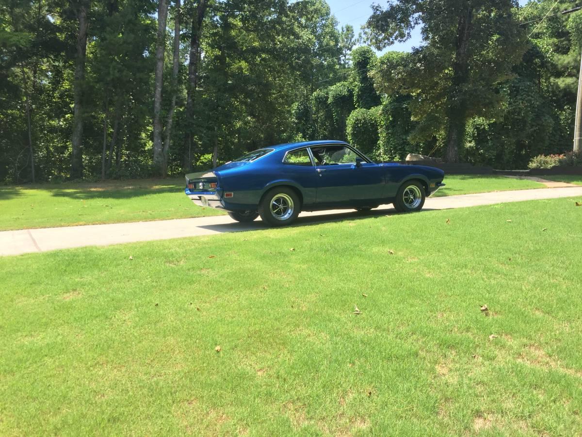 1972 Ford Maverick 2 Door V8 289 For Sale in Jasper, Georgia