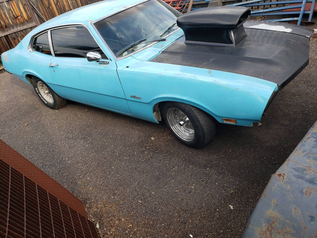 1971 Ford Maverick 2 Door Hot Rod Project For Sale in ...