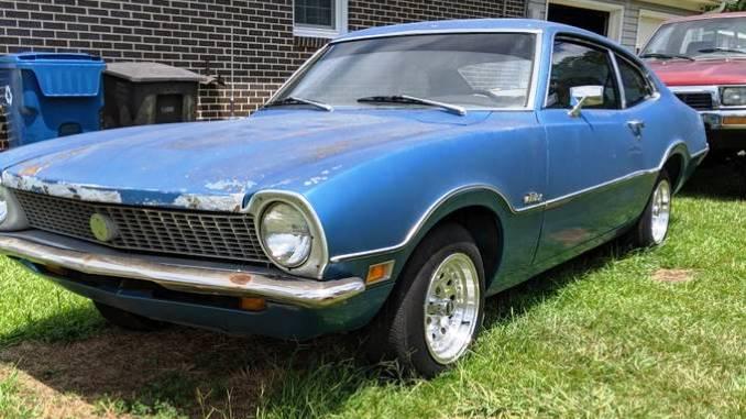1972 Ford Maverick 2 Door For Sale in Greenwood, SC